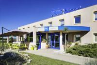 Hotel Fasthotel Leucate Ibis Budget Perpignan Nord