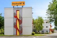 Hôtel Toulon sur Allier hôtel HotelF1 Moulins Sud