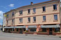 Hôtel Ciry le Noble hôtel Aux Vendanges de Bourgogne L O à la Bouche