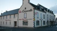 Hôtel Plounéour Trez Hotel Restaurant La Caravelle