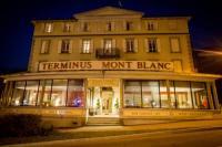 Hotel 3 étoiles Rhône Alpes hôtel 3 étoiles Terminus