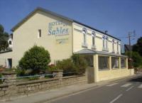 Hôtel Poullan sur Mer Hôtel des Sables Blancs