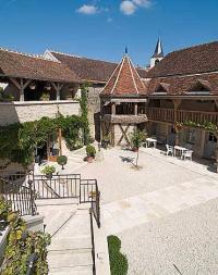 Hôtel Accolay Hôtel De La Beursaudiere