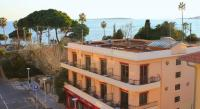 Hotel en bord de mer Biot Hôtel en Bord de Mer Villa Nina