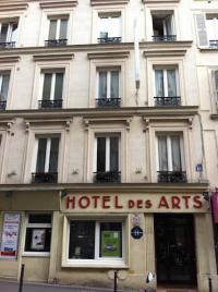 Hotel 1 étoile Ile de France hôtel 1 étoile Des Arts