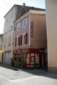 Hotel 1 étoile Soyans Restaurant Nouvel Hôtel-Les Jeunes chefs