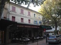 Hôtel Caumont sur Durance Hôtel Restaurant le Central