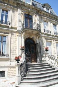Hôtel Isle Aubigny hôtel Villa Primerose