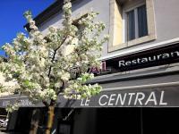 Hôtel Frontignan Hôtel Restaurant Le Central