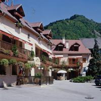 Hôtel La Salette Fallavaux Annexe de L'Hotel de la Poste