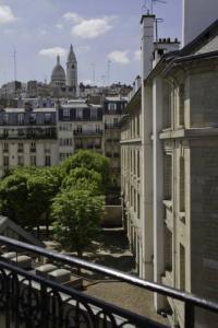 Hotel Ibis Budget Paris hôtel Le Montclair Montmartre Hostel - Budget Hotel