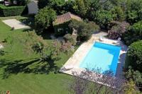 Hôtel Caumont sur Durance hôtel Linguanima - Ceran Provence - B-B