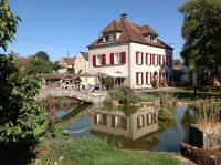 Hôtel Fleury la Vallée hôtel Domaine de Beauvoir