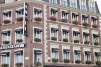 Hôtel Couville Ambassadeur Hotel - Cherbourg Port de Plaisance