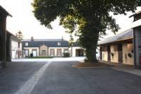 Hôtel Saint Jean de Rebervilliers hôtel Le Parc de Crécy