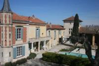 Hôtel Vallabrègues hôtel Mas d'Arvieux
