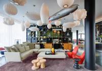 Hotel de luxe Saint Thibault des Vignes hôtel de luxe citizenM Paris Charles de Gaulle Airport