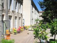 Hôtel Souvignargues hôtel Ethic étapes le Cart