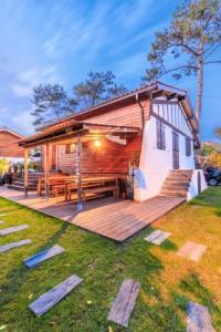 Hôtel Guiche hôtel Wood'n Sea Surf Lodge - Capbreton