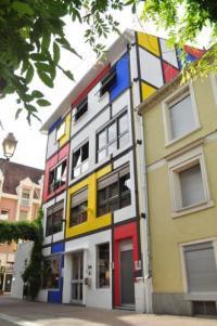 Hôtel Bruebach hôtel Maison Mondrian