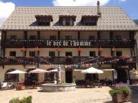 Hôtel La Grave hôtel Le Bec De L'Homme