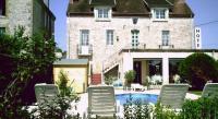 Hôtel Lachapelle Auzac Hotel Du Puy D'alon