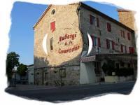 Hôtel Bordezac hôtel Auberge de la Couronne