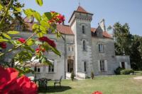 Hôtel Saint Dizant du Bois hôtel Château des Salles