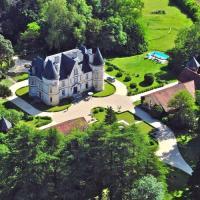 Hôtel Clermont de Beauregard hôtel Château de Lestaubiere