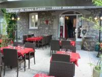 Hôtel Lanas hôtel Auberge du Vieux Lanas
