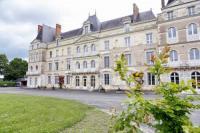 Hôtel Lézigné hôtel Chateau de Briançon