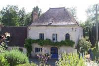 Hôtel Rillé hôtel Moulin Hodoux