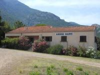 Hôtel Évisa hôtel Auberge Galeris