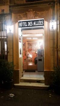 Hôtel Marseille 3e Arrondissement Hotel Des Allées