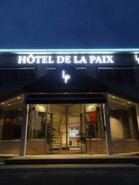 Hôtel Riencourt lès Bapaume Hôtel de la Paix