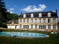 Hôtel Saint Aignan hôtel Château De Christina - Bed - Breakfast