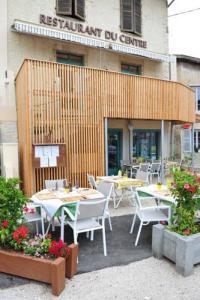 Hôtel Saint Martin du Frêne Hotel Restaurant du Centre