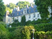 Hôtel Thoiré sur Dinan hôtel Chateau de la Voute