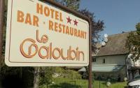 Hôtel Franche Comté hôtel Le Galoubin
