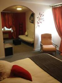 hotels Ferrières en Brie INTER-HOTEL Au Pavillon Bleu