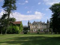 Hôtel Bourriot Bergonce hôtel Château de Buros