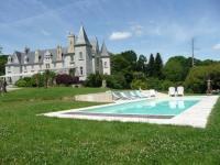 Hôtel Scaër hôtel Château de KERVOAZEC