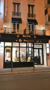 hotels Paris 10e Arrondissement Hôtel Selva Paris