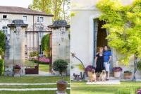 hotels Le Pontet Chateau Talaud
