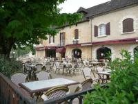 Hôtel Marcillac Saint Quentin Hotel Restaurant L'Escale