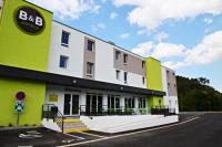 Hôtel Bordezac B-B Hôtel Alès
