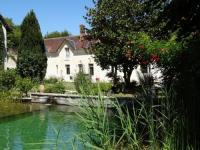 Hôtel Montrichard hôtel Jardin de Canaan