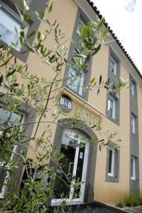 Hôtel Gréasque B-B Hôtel Aix-en-Provence Le Tholonet