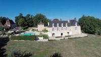 Hôtel Cause de Clérans hôtel Domaine de La Rocque