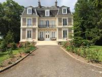 Hôtel Rouvray Catillon hôtel Château d'Avesnes - Le Castelet